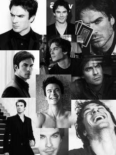 Boone Carlyle, Damon Salvatore Vampire Diaries, Good Looking Actors, Sci Fi Horror, Ian Somerhalder, The Cw, Luther, American Actors, Supernatural
