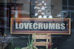 Lovecrumbs Edinburgh
