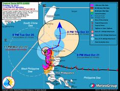 Tropical Storm KOPPU (LANDO) Update Number 018 | Weather Philippines