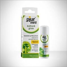PJUR: MED REPAIR GLIDE 30ML Repairs and lubricates dry and irritated skin. Smoothens and protects your intimate region while maintaining a moisture level necessary for pleasant sexual intercourse! http://shycart.com/prd-pjur-med-repair-glide-30ml-1373