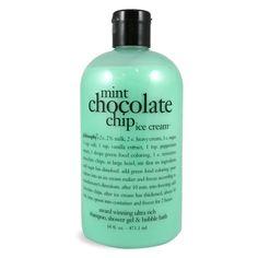 Philosophy Mint Chocolate Chip Ice Cream Shower Gel