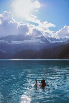 Welcome to Lake Lovely Water in British Columbia, Canada | This pin was curated by @theblondeabroad for @explorecanada
