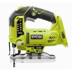 Find Ryobi One+ 18V Cordless Jigsaw - Skin Only at Bunnings Warehouse. Visit your local store for the widest range of tools products.