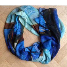 Tip: Roberto Cavalli Scarf (Turquoise)