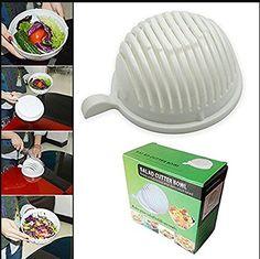 BOLVE Salad Cutter Bowl Vegetable Cutter Bowl-60 Second S... https://www.amazon.com/dp/B06XHM2Y4V/ref=cm_sw_r_pi_awdb_x_Ub-hzb6B60PKK