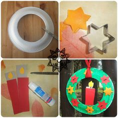 jednoduchý vánoční věnec Xmas, Christmas, Advent, Projects To Try, Winter, Winter Time, Navidad, Navidad, Noel