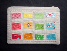 patchwork {little} pouch