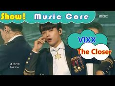 [HOT] VIXX - The Closer, 빅스 - 더 클로저 Show Music core 20161119
