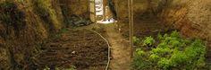 Postavte si podzemný skleník za menej ako 200 Eur na celoročné záhradníctvo