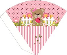 The Kit includes: labels, toppers, invitations, cards cones, Wrappers and boxes. Teddy Bear Party, Oh My Fiesta, Party Kit, Cute Bears, Baby Shower Parties, Photo Booth, Free Printables, Iphone Wallpaper, Decoupage