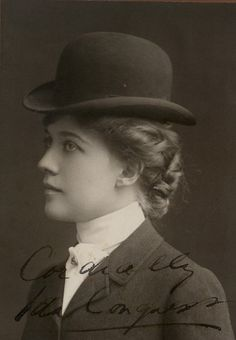 Ida Conquest (1876 – July 12, 1937) was a leading lady of Broadway in the late 19th century and early 20th century.