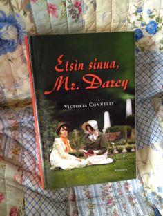 Victoria Connelly: Etsin sinua, Mr. Darcy