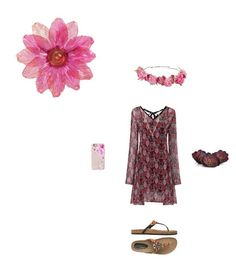 """""""Hippie hip"""" by shoppingsuperhero ❤ liked on Polyvore featuring Coconuts, Tamara Comolli, Casetify, women's clothing, women's fashion, women, female, woman, misses and juniors"""