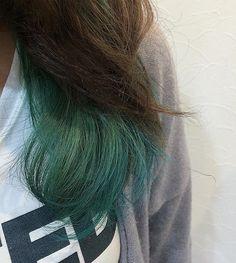 ALMO hair design @almo.hair #アクセントカラー...Instagram photo | Websta (Webstagram)