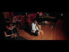 """Heart Attack (String Quartet, Piano, & Solo Cellobox) - Kevin """"K-O."""" Olusola (Demi Lovato K-O.ver) - YouTube"""