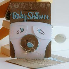 Nichol Magourik - Baby Shower Invites