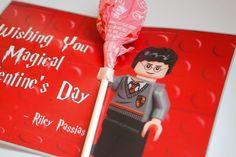 Free printable harry potter valentines - for oscar