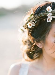 Flower crown for the girls