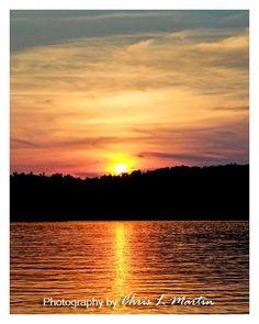 {Kaleidoscope} Photography By Chris L Martin - Nolin Lake, Bee Spring, Kentucky