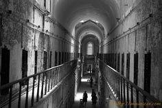 Eastern State Penitentiary Presídio Philadelphia