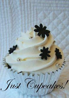 Just Cupcakes!: Wedding Cupcakes