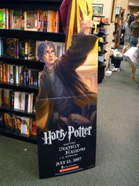 Survive in a World with No Upcoming Harry Potter Books