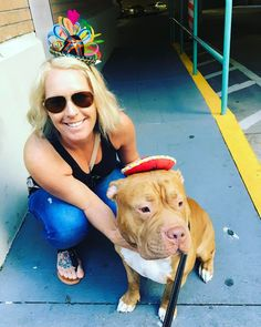 #kanecabo was out for #cincodemayo doing a meet and greet. Had his pic taken about 30 times and we found out he likes blondes in mini skirts. Hmm good boy!  #ukc #abkc #bbcr #pitbull #pitbulls #pitbullsofinstagram #dog #dogsofinstagram #nfl #mlb #nba #celebrity #orlando #dogs #puppy #puppies #puppiesofinstagram #dontbullymybreed #remy #gotti #bully #american bully #bullies #purebred  #razor #remy #substance #family #edge http://tipsrazzi.com/ipost/1508356548316316561/?code=BTuwkoBB0OR