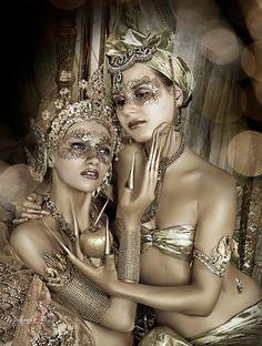 Thai Gold I von DuEngel-ART