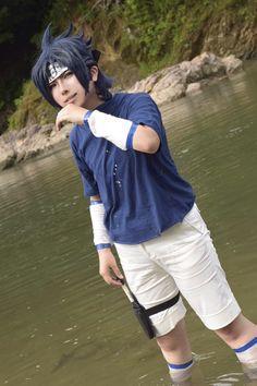 Sasuke Uchiha Cosplay, Anime Cosplay, Live Action, Boruto, Bts, Awesome, People, Costumes, Naruto Cosplay