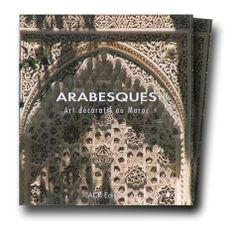 One of the most interesting books on how to design Arabesques. Great educative book, and splendid pictures. Also in English  Arabesques. Arts décoratifs au Maroc de Jean-Marc Castéra, http://www.amazon.fr/dp/2867700965/ref=cm_sw_r_pi_dp_B509sb16Y6E48