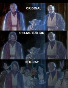 Star Wars Ending Special Edition...