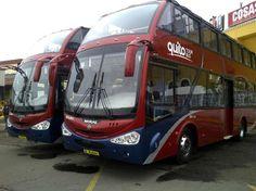 Quito Tour Bus - Double Decker Bus - Hop On-Hop Off service
