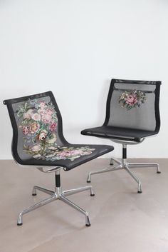 Charmant The Floral Trend Goes Office