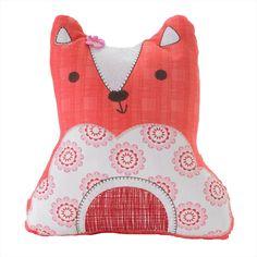 Character Cushion - Fox