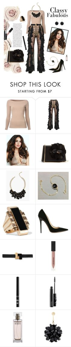 """""""Fashion Contest 🖤"""" by shely-v ❤ liked on Polyvore featuring Dion Lee, Balmain, Lanvin, Talbots, Jimmy Choo, Roksanda, Burberry, NYX, MAC Cosmetics and Calvin Klein"""