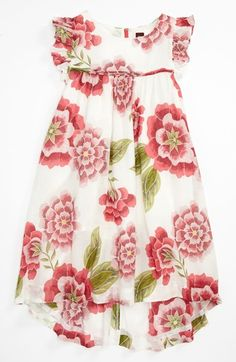 Tea Collection 'Sethunya' Dress (Little Girls & Big Girls) available at #Nordstrom