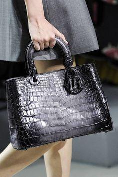 Christian Dior Spring 2013 Ready-to-Wear Detail - Christian Dior