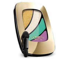 L'oreal colour riche eyeshadow: Neon skirt palette