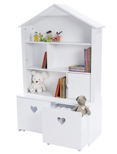Bookshelf, Child's Bedroom | Vertbaudet