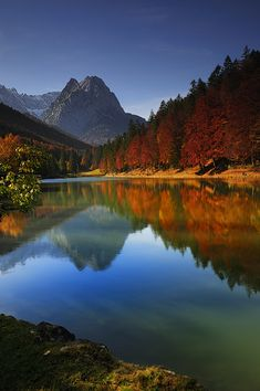 Autumn, Garmisch, Germany Copyright: Manuel Scharmanski