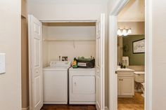 For your convenience, our apartments homes feature in unit washers and dryers. #ArriveFortLee #Amenities #FortLeeNJ #FortLeeApartments Fort Lee, Apartment Communities, Stacked Washer Dryer, Luxury Apartments, Home Appliances, The Unit, Dryers, Washers, Homes