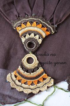 Crochet Motif, Crochet Stitches, Knit Crochet, Neck Warmer, Terracotta, Knitting, Handmade, Jewelry, Style