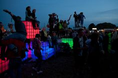 Game City at Roskilde festival 2011