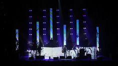 James Blunt Tour 2011  Lighting Designer: Paul Normandale Lighting Director: Glen Johnson Video Content Dir: Judy Jacob