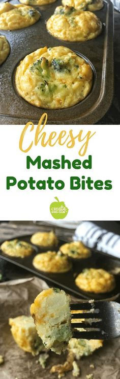 These cheesy mashed potatoes are a fun kid-friendly recipe idea. This kid-friendly healthy recipe is a great broccoli side dish or potato side recipe. Try this quick potato side dish today! via Gail. Potato Side Dishes, Healthy Side Dishes, Healthy Snacks, Healthy Kids, Healthy Summer, Healthy Living, Vegetable Recipes, Vegetarian Recipes, Healthy Recipes