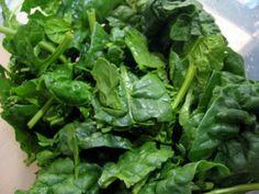 Insalata di zucca e spinaci