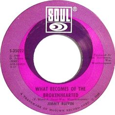 What Becomes Of The Brokenhearted - Jimmy Ruffin (1966)
