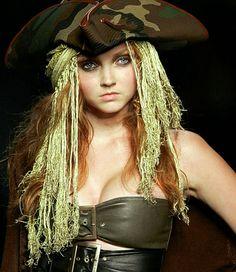 pirate beauty