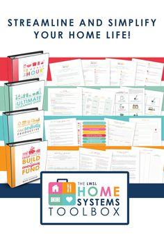 Household Organization, Life Organization, Organizing, Family Emergency Binder, Life Binder, Life Planner, Happy Planner, Planners, Home Management Binder