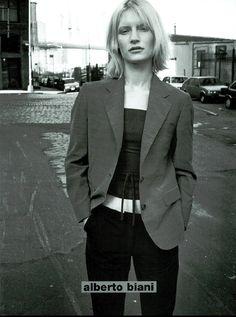Vogue Italia 1998 Kirsten Owen